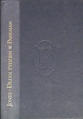 Okładka książki Długi tydzień w Parkman James Jones