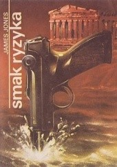 Okładka książki Smak ryzyka James Jones