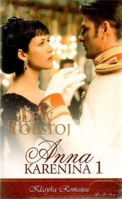 Okładka książki Anna Karenina. Tom 1 Lew Tołstoj