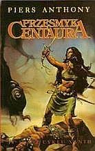 Okładka książki Przesmyk Centaura Piers Anthony