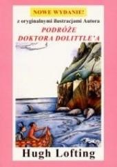 Okładka książki Podróże Doktora Dolittle Hugh Lofting