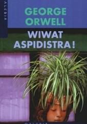 Okładka książki Wiwat aspidistra! George Orwell