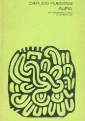 Okładka książki Aura Carlos Fuentes