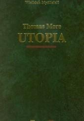 Okładka książki Utopia Tomasz Morus (More)