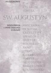 Okładka książki Solilokwia i inne dialogi o duszy Św. Augustyn