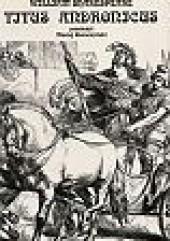 Okładka książki Tytus Andronikus William Shakespeare