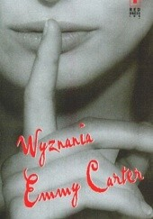 Okładka książki Wyznania Emmy Carter