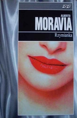 Okładka książki Rzymianka Alberto Moravia