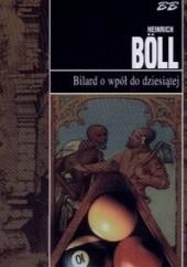 Okładka książki Bilard o wpół do dziesiątej Heinrich Böll
