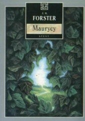 Okładka książki Maurycy Edward Morgan Forster