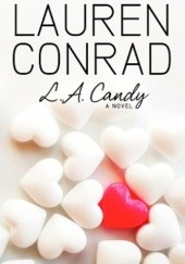 Okładka książki L.A. Candy Lauren Conrad