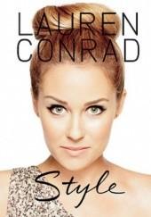 Okładka książki Lauren Conrad. Style Lauren Conrad