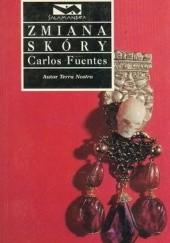 Okładka książki Zmiana skóry Carlos Fuentes