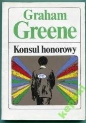 Okładka książki Konsul honorowy Graham Greene