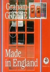 Okładka książki Made in England Graham Greene