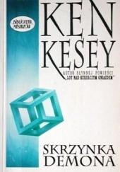 Okładka książki Skrzynka demona Ken Kesey
