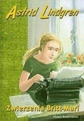Okładka książki Zwierzenia Britt-Mari Astrid Lindgren