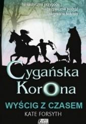 Okładka książki Wyścig z czasem Kate Forsyth