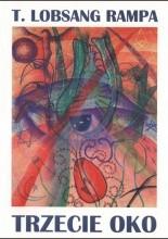 Okładka książki Trzecie oko. Autobiografia tybetańskiego lamy