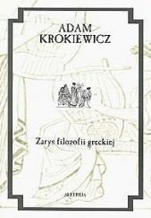 Okładka książki Zarys filozofii greckiej Adam Krokiewicz