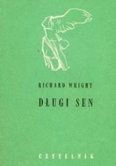 Okładka książki Długi sen Richard Wright
