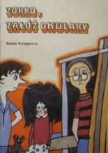 Okładka książki Zorro, załóż okulary