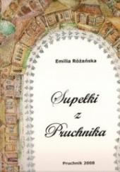 Okładka książki Supełki z Pruchnika Emilia Różańska