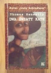 Okładka książki Dwa światy Kate Thomas Keneally