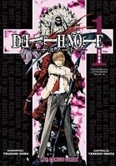 Okładka książki Death Note #1: Nuda Tsugumi Ohba,Takeshi Obata