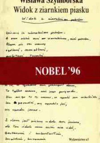 Okładka książki Widok z ziarnkiem piasku. 102 wiersze