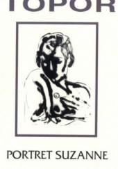 Okładka książki Portret Suzanne Roland Topor