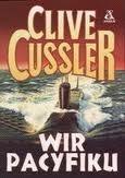 Okładka książki Wir Pacyfiku Clive Cussler