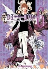 Okładka książki Death Note #6: Zamiana Tsugumi Ohba,Takeshi Obata