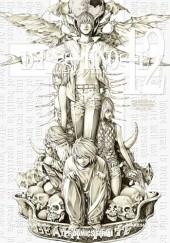 Okładka książki Death Note #12: Koniec Tsugumi Ohba,Takeshi Obata