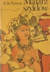 Okładka książki Malarz szyldów R. K. Narayan