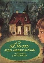 Okładka książki Dom pod kasztanami
