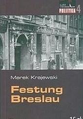Okładka książki Festung Breslau