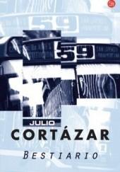 Okładka książki Bestiario Julio Cortázar