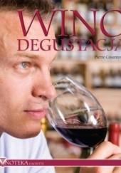Okładka książki Wino. Degustacja Pierre Casamayor