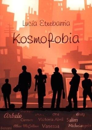 Okładka książki Kosmofobia Lucia Etxebarría