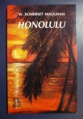 Okładka książki Honolulu William Somerset Maugham