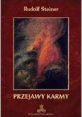 Okładka książki Przejawy karmy Rudolf Steiner