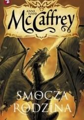 Okładka książki Smocza Rodzina Anne McCaffrey,Todd McCaffrey