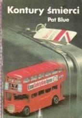 Okładka książki Kontury śmierci Pat Blue