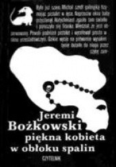 Okładka książki Piękna kobieta w obłoku spalin Jeremi Bożkowski