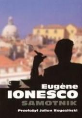 Okładka książki Samotnik Eugène Ionesco
