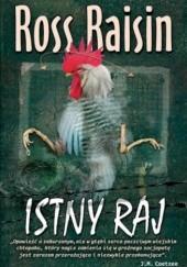 Okładka książki Istny raj Ross Raisin