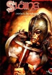 Okładka książki Slaine: Zabójca Demonów cz. 2 Pat Mills