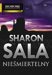 Okładka książki Nieśmiertelny Sharon Sala
