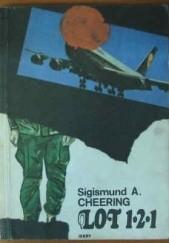 Okładka książki Lot 1-2-1 Sigismund A. Cheering